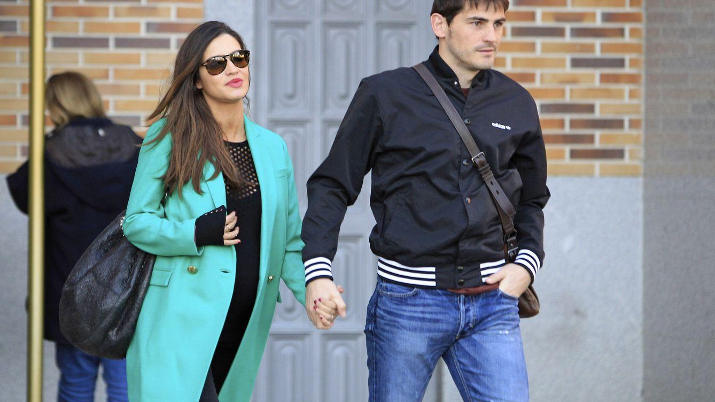 Foto: Sara Carbonero e Iker Casillas, en una imagen de archivo (Gtres)