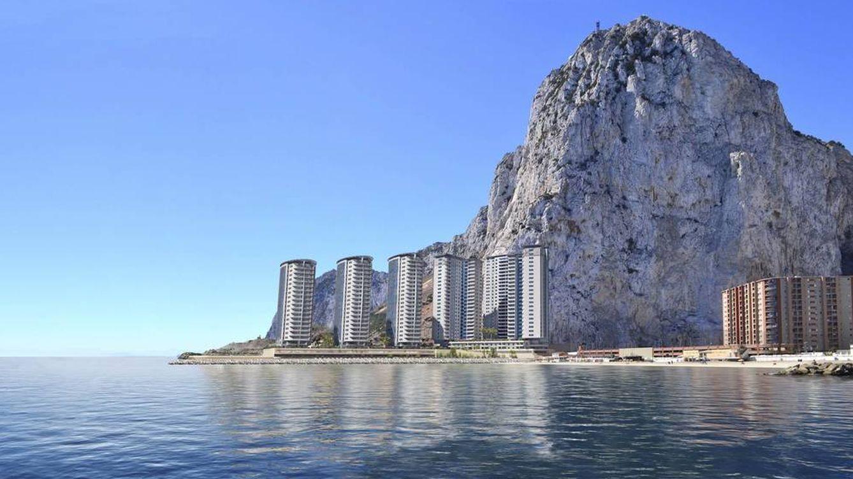 Pisos de lujo con vistas a Cádiz desde 40.000 euros: las polémicas VPO de Gibraltar