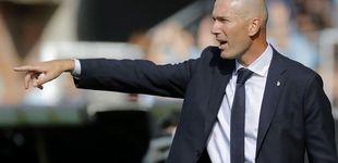 Post de Por qué Zidane prefiere que le llamen rácano en el juego (pudiendo ser coral)