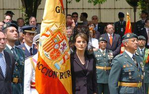 Un 'bombo' de Letizia para frenar a Cataluña