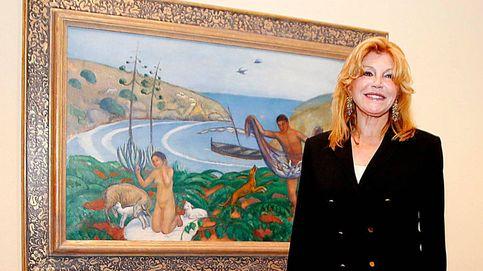 Sabemos dónde está el 'Mata Mua', el polémico cuadro de la baronesa Thyssen