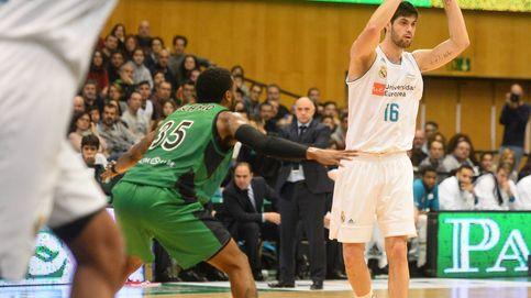 Yusta, el jugador muy entrenable del Madrid que ya ha dejado de ser promesa