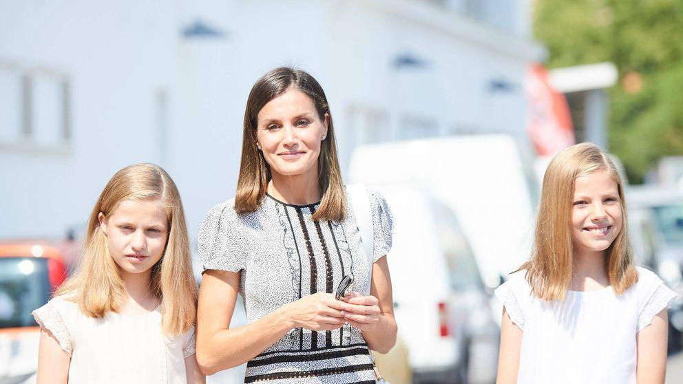 El vuelo 6251 con destino Nueva York de la reina Letizia y sus hijas