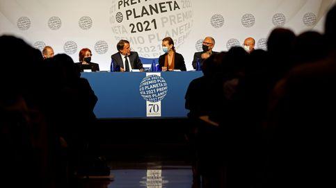 Vídeo, en directo | Siga el fallo y la entrega del Premio Planeta 2021