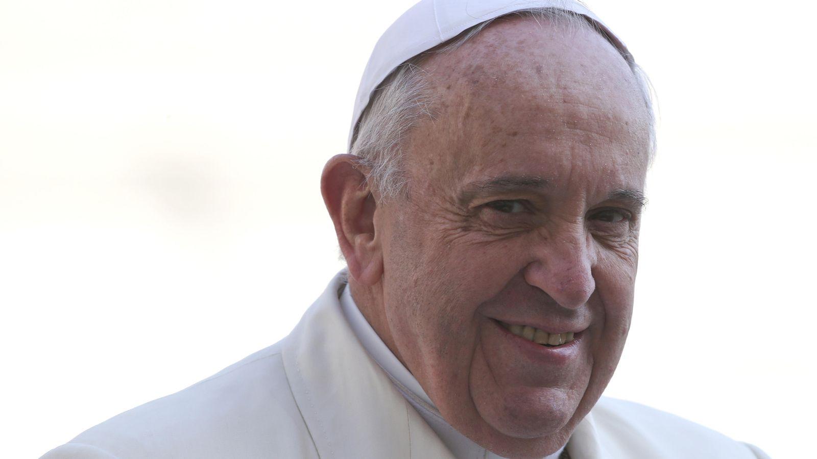 Foto: El papa Francisco celebra hoy su segundo aniversario como Sumo Pontífice (Reuters)
