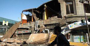 Foto: Terremotos, una amenaza permanente para un continente poco preparado para afrontarlos