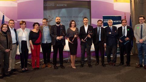 Grupo Norte entrega sus premios de Periodismo contra la violencia de género