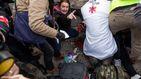 Un chaleco amarillo pierde una mano en los disturbios por una granada de la policía