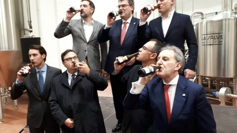 Bilbao ya tiene fábrica de cerveza: así está renaciendo La Salve