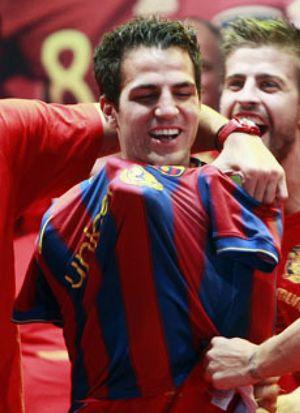 "Rosell: ""El Arsenal no quiere sentarse a negociar por Cesc"""