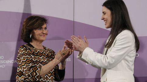 La autoría de la ley de igualdad de trato reaviva el choque feminista entre PSOE y UP