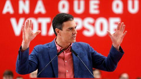 Sánchez pasa página de los debates y llama al voto útil en el esprint del 28A