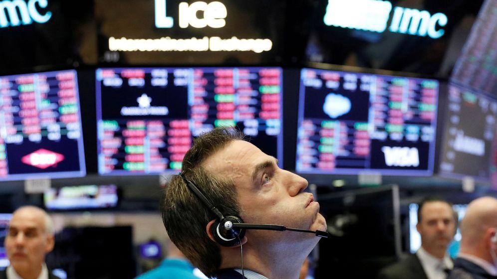 Foto: Un trader en la bolsa. (Reuters)