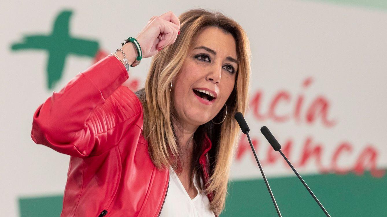 Andalucía abre el ciclo electoral: el PSOE, en manos de Podemos y el PP toca suelo