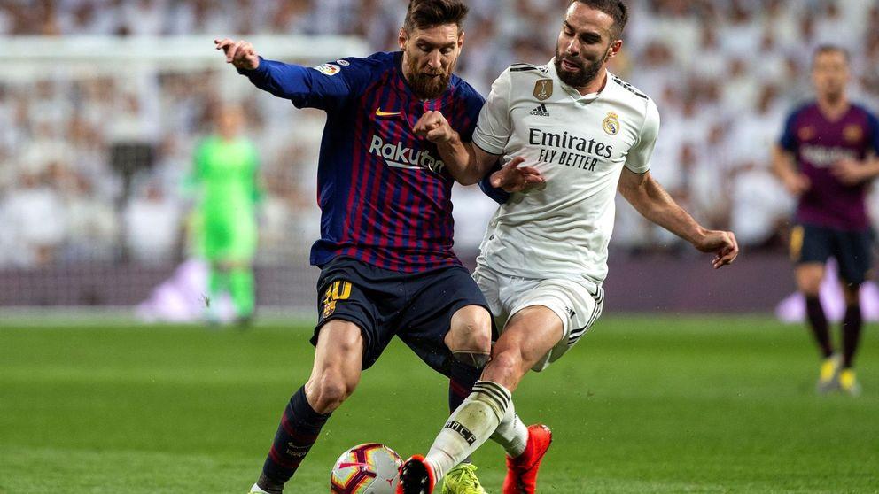 El Gobierno pide que el Barcelona - Real Madrid no se juege el 26-O en el Camp Nou