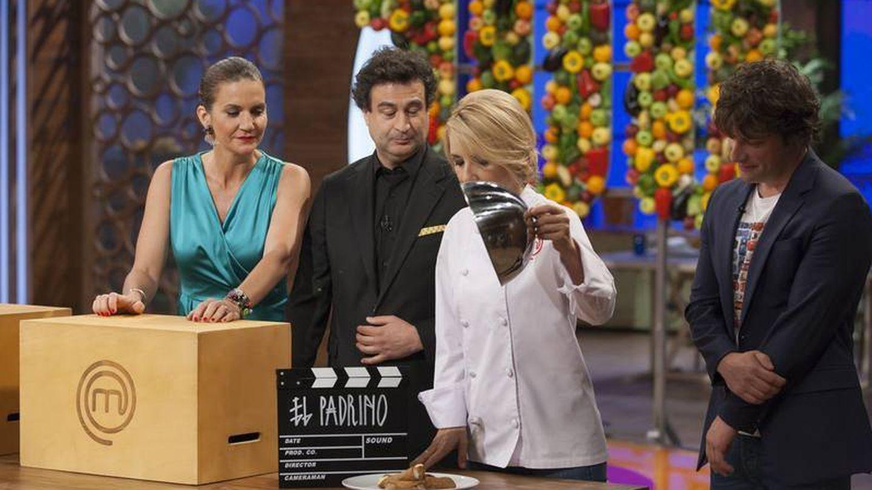 La actriz regresó al plató del programa para ayudar a los concursantes de la segunda temporada.