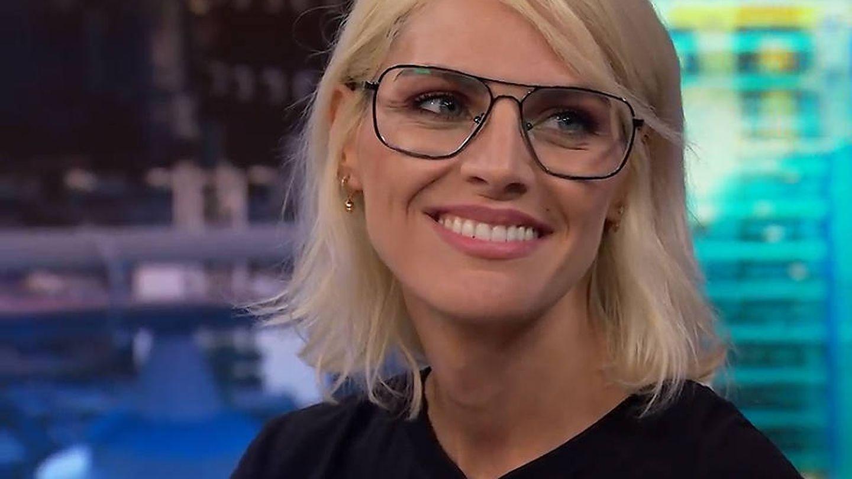 Amaia Salamanca en 'El Hormiguero'.  (Antena 3)