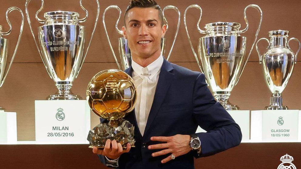 Cristiano Ronaldo, Balón de Oro 2016