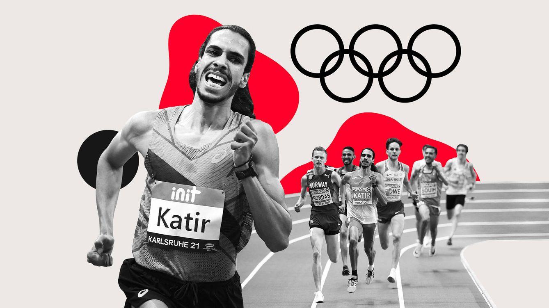 El deportista a seguir   La gran promesa que corre por su abuelo y aspira al oro olímpico