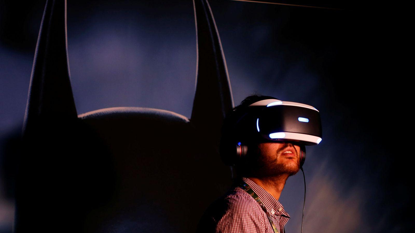 Videojuegos Siete Dias Con Playstation Vr El Ocio Del Futuro