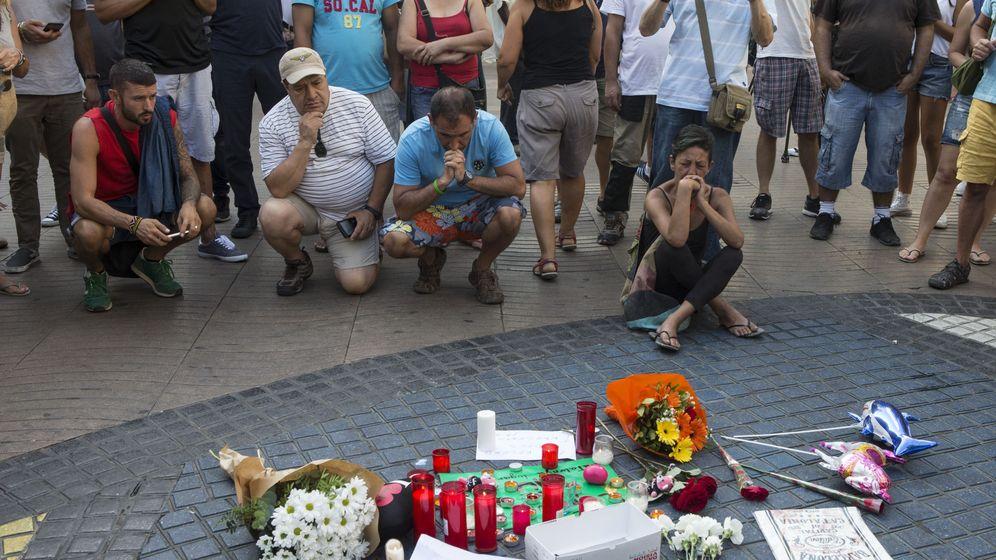 Foto: Trece muertos y mÁs de 50 heridos en el atentado en las ramblas de barcelona