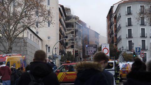 Al menos tres muertos en una explosión que destroza un edificio parroquial en Madrid
