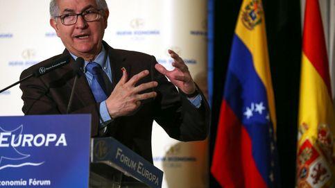 Ledezma pide a Sánchez reconocer a Guaidó
