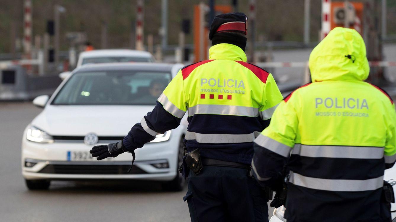 Detenido por atropellar borracho a un motorista y darse a la fuga en Barcelona