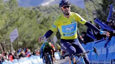 Valverde repite triunfo y sentencia la Vuelta a la Comunidad Valenciana