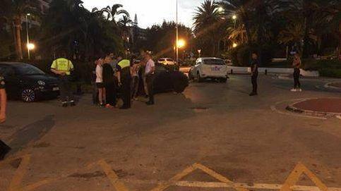 Un conductor ebrio atropella a varias personas en Marbella (Málaga)