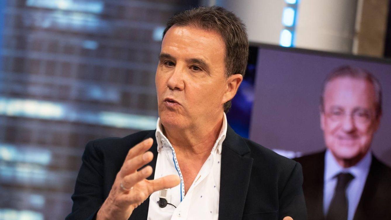 José Ramón de la Morena en 'El hormiguero': He votado a Ayuso siendo de izquierdas