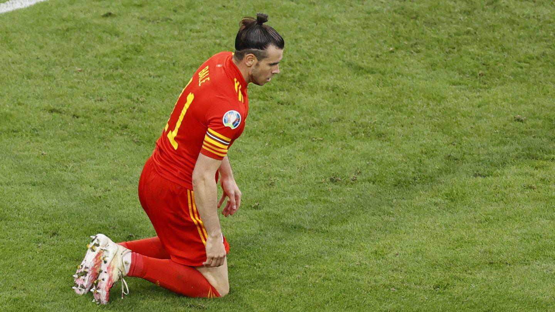 Bale, en la segunda parte. (REUTERS)