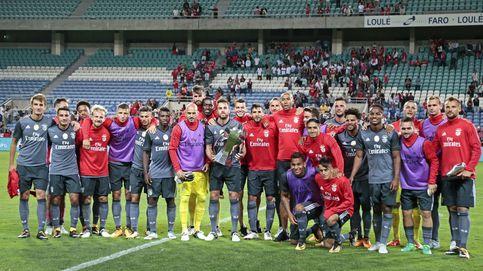 El Benfica gana al Betis