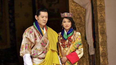 Jetsun Pema, la reina de Bután que se comprometió con solo 7 años