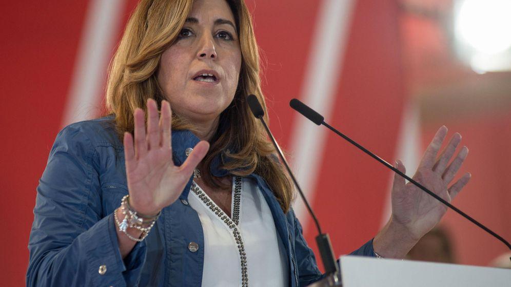 Foto: La presidenta de la Junta de Andalucía y secretaria general del PSOE andaluz, Susana Díaz. (EFE)