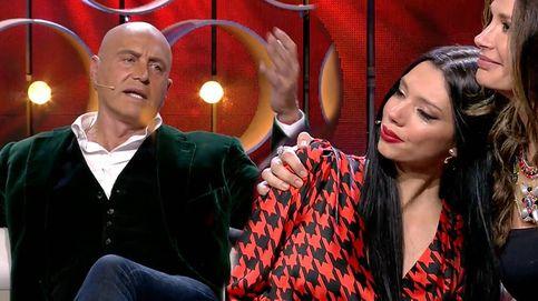 Alejandra Rubio abandona llorando el plató tras discutir con Kiko Matamoros