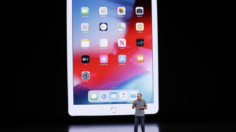 Foto: Nuevo iPad. (Foto: Reuters)