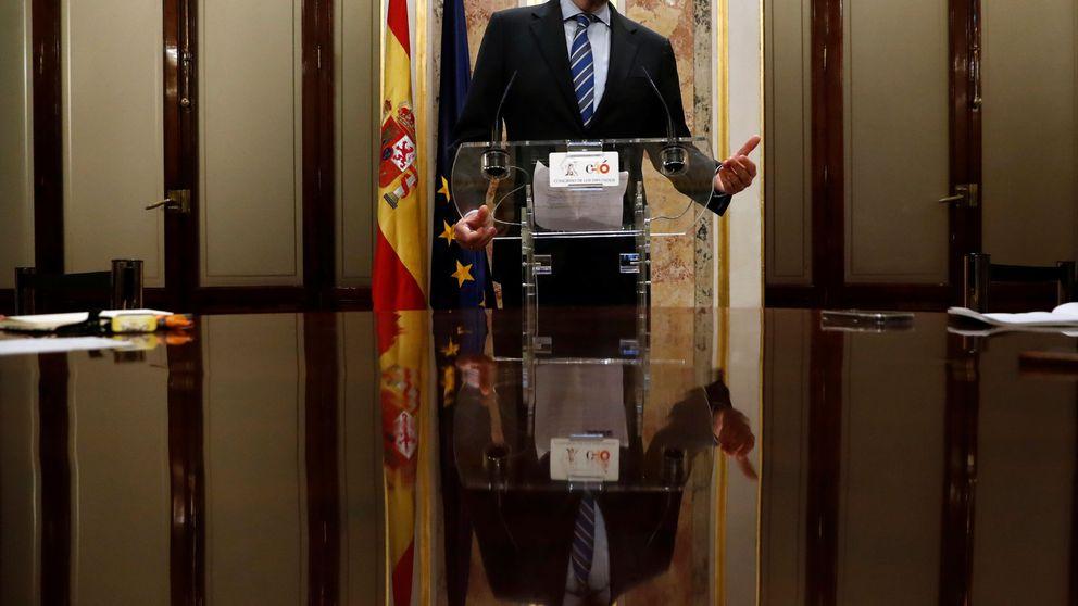Rajoy exige a Quim Torra un Govern normal para recibirle en La Moncloa