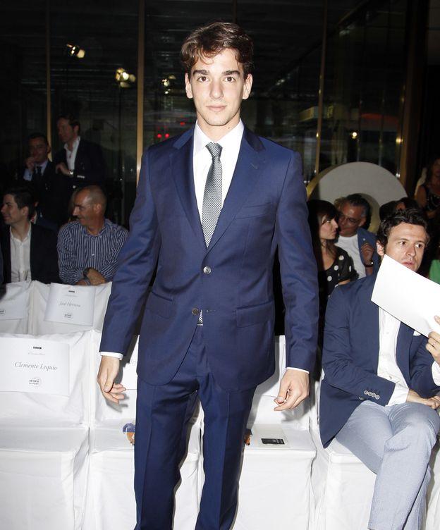 Foto: Clemente en la Madrid Fashion Show Men 2013 (Gtres)