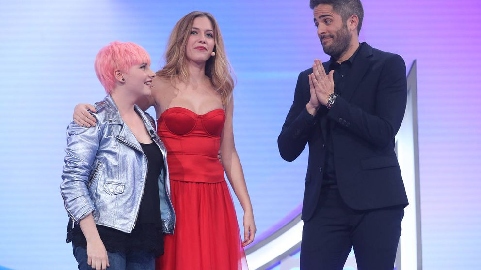 Beatriz Luengo, Romeo Santos y Tony Aguilar en la próxima gala de 'OT'