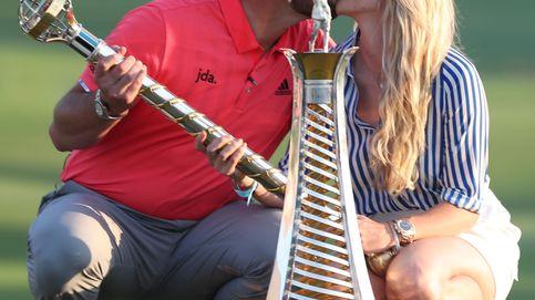 En viernes 13, en Bilbao y por todo lo alto: la boda del golfista Jon Rahm y Kelley Cahill