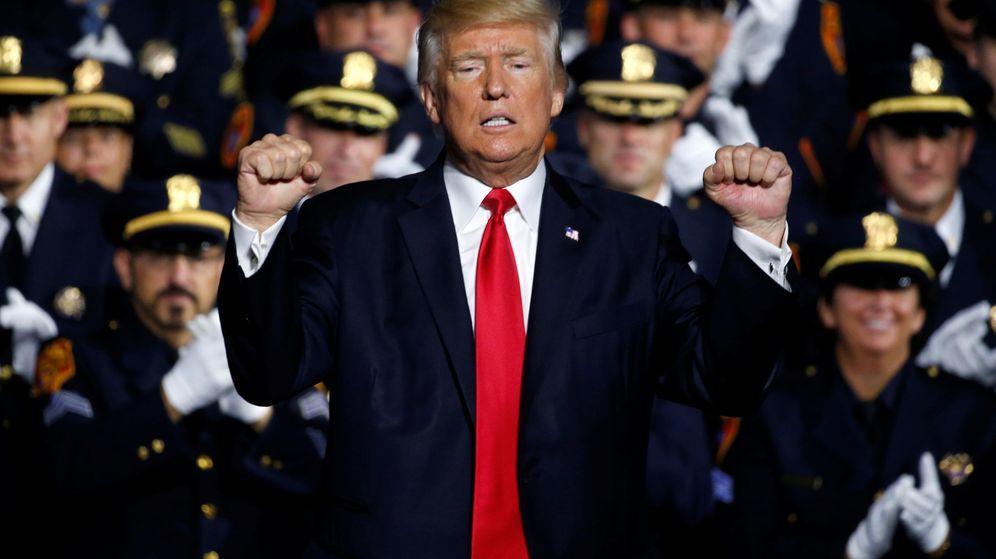 Foto: El presidente de Estados Unidos, Donald Trump. (Reuters)