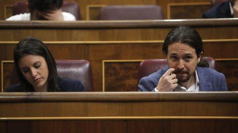 Vivan los novios: una diputada del PP la lía bromeando sobre Iglesias y Montero