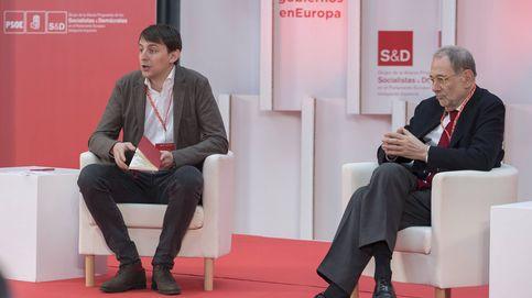 Solana admite su desconcierto con el PSOE y llama a la unidad tras el plantón de Díaz