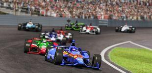 Post de La exhibición de Fernando Alonso para ganar las 500 Millas de Indianápolis virtuales