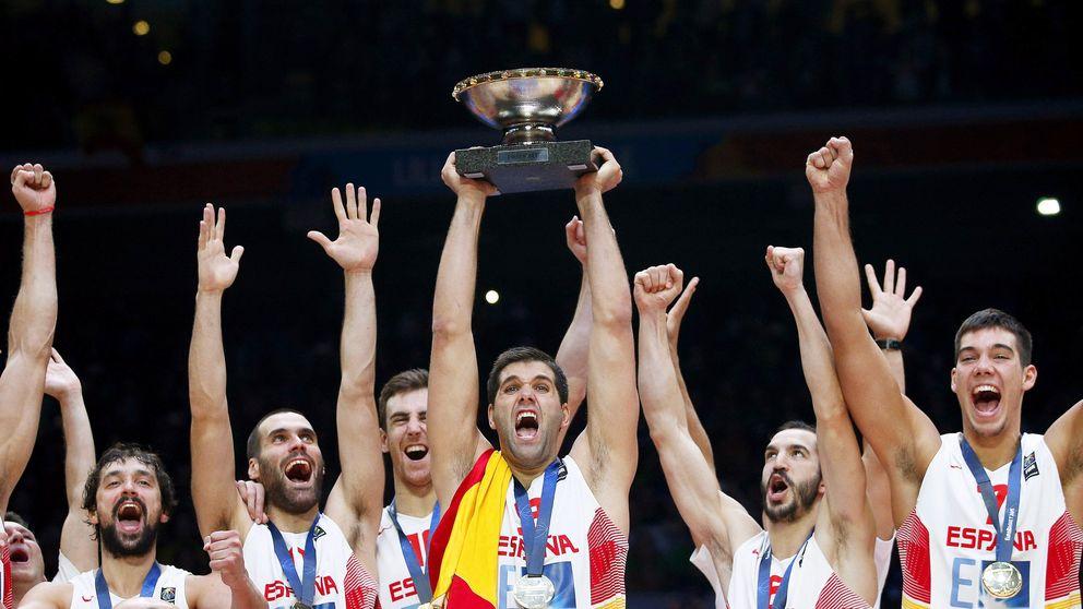 Las mejores imágenes de la final del EuroBasket