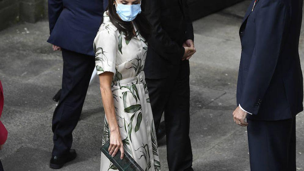 Foto: La Reina Letizia en Galicia. (Limited Pictures)