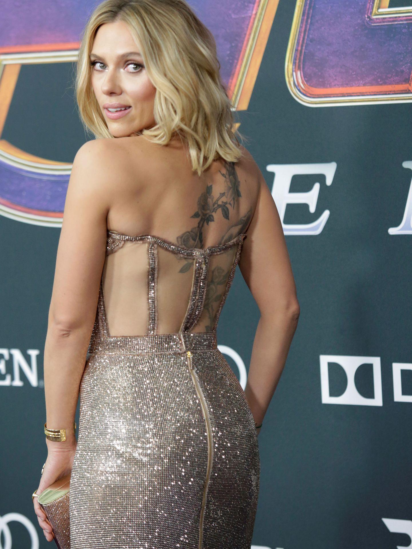 Scarlett Johansson. (Reuters)
