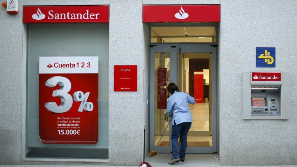 Noticias del banco santander imputados 10 directivos del for Oficina 1500 banco santander