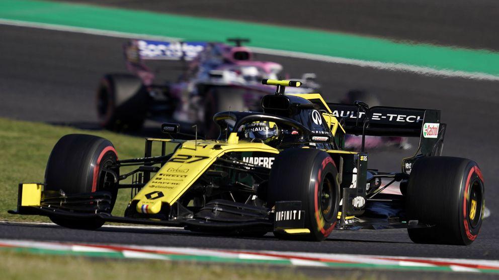La historia detrás de la 'no trampa' de Renault en Japón (con chivato incluido)